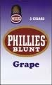 PHILLIES BLUNT GRAPE 10/5 PK