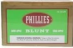 PHILLIES BLUNT SOUR APPLE BX 55