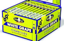 WHITE OWL CIG GRAPE BOX/60