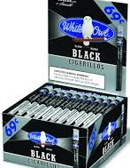 WHITE OWL CIGARILLOS BLACK UPR/60 $.69