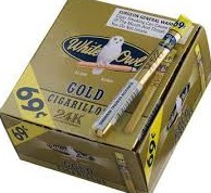 WHITE OWL CIGARILLOS GOLD UPR/60 $.69