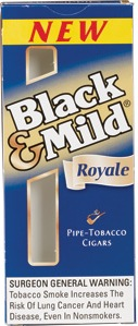BLACK & MILD ROYALE 10/5 PACK
