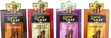 GAME LEAF 10% OFF 2/.99 4 FLAV DSPL
