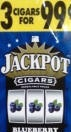 JACKPOT CIGARILLO BLUEBRY 3/$.99