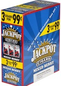 JACKPOT CIGARILLO MIXED BERRY 3/.99