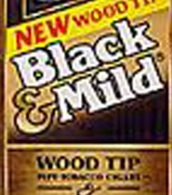 BLACK & MILD WOOD TIP SWEETS 25/.79