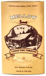 LARGO MELLOW LARGE PIPE TOBACCO
