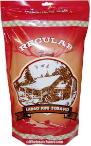 LARGO REGULAR LARGE PIPE TOBACCO