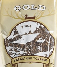 LARGO GOLD MEDIUM PIPE TOBACCO