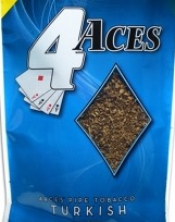 4 ACES TURKISH MEDUIM PIPE TOBACCO