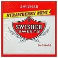 SWISHER CIG STRAWBERRY BOX 60