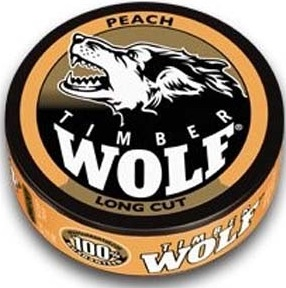 TIMBER WOLF PEACH POUCH ROLL/5
