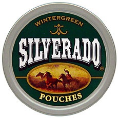 SILVERADO WINTERGREEN POUCH ROLL/5