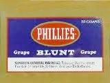 PHILLIES BLUNT GRAPE BOX 55