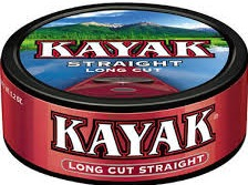 KAYAK LONGCUT STRAIGHT BOX/10 $1.29
