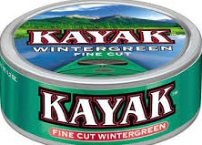 KAYAK LONGCUT WINTERGREEN BOX/10 $1.29