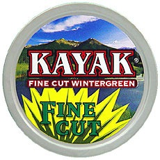KAYAK FINECUT WINTERGREEN ROLL/5