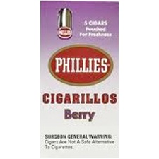 PHILLIES CIGARILLO BERRY UPR/30