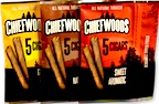 CHIEFWOODS CIGARS NATURAL 10/5 PK