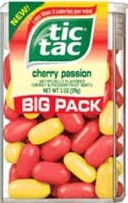 TIC TAC POWERMINT BOX/12