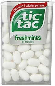 TIC TAC FRESHMINT BIG BOX/12