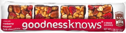 GOODNESSKNOWS CRANBERRY BOX/12