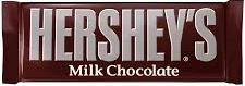 HERSHEY MILK CHOCOLATE BOX/36