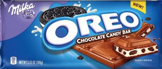 Oreo chocolate bar box/20