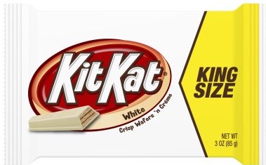 KIT KAT KING WHITE BOX/24