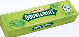 WRIGLEY DOUBLEMINT TWIN PACK