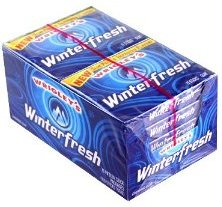 WRIGLEY WINTERFRESH SLIM PACK