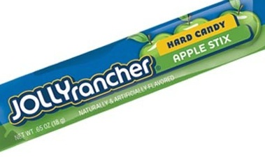 JOLLY RANCHER APPLE BOX/36