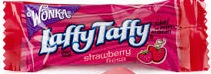 LAFFY TAFFY JAR STRAWBERRY JAR/165