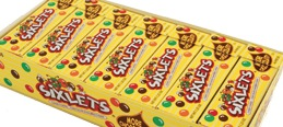 SIXLETS PEANUT BUTTER BOX/14