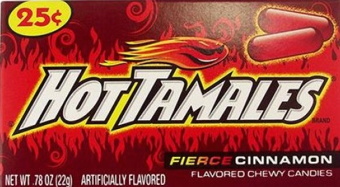 HOT TAMALE 25¢ BOX/24