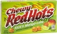 RED HOTS MANGO LIME CHEWY .25