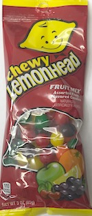 LEMONHEAD CHEWY PEG 8/3 OZ