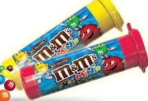 M & M MINI TUBE KING SIZE BOX/24