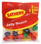 SATHERS JELLY BEANS 2/$1.50