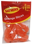 SATHERS ORANGE SLICES 2/$1.50