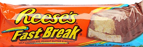 REESES FAST BREAK BOX/18