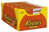 REESE PB CRUNCHY COOKIE BOX/24