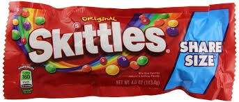 SKITTLES KING SIZE BOX/24