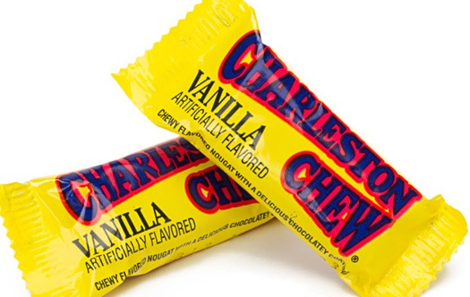 CHARLESTON CHEW VANILLA BOX/96