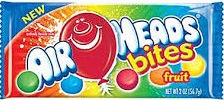 AIRHEADS BITES FRUIT BOX/24