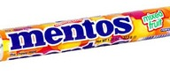MENTOS MIXED FRUIT BOX/15