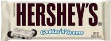 HERSHEY COOKIE N CREME BOX/36