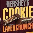 HERSHEY COOKIE LAYER CRUNCH BOX/20