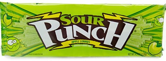 SOUR PUNCH APPLE BOX/24