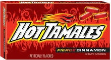 HOT TAMALE 69¢ BOX/24